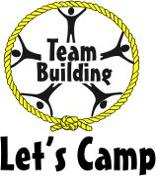 Logo Team Building Let´s Camp